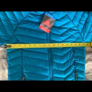 Columbia Jackets & Coats - Columbia Powder Lite Hooded Jacket in Siberia Blue
